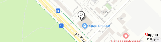ПЛАСТ-УН на карте Екатеринбурга