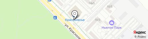 OZON.ru на карте Екатеринбурга