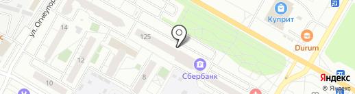 Телепорт66 на карте Верхней Пышмы