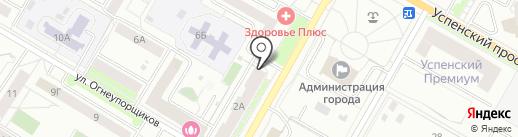 На колесах.ru на карте Верхней Пышмы