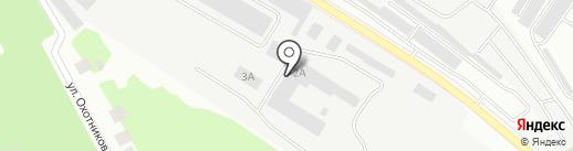Центр кузовного ремонта на карте Верхней Пышмы