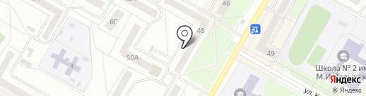 Альфа Металкрафт Рус на карте Верхней Пышмы