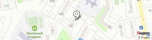 Гольфстрим на карте Верхней Пышмы