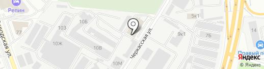 stickshop.ru на карте Екатеринбурга