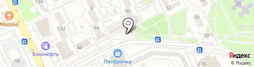 ФлораПак на карте Екатеринбурга
