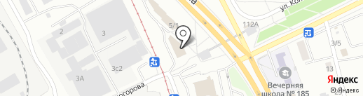 Natali Studio на карте Екатеринбурга