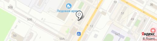 ЦЕНТРОФИНАНС ГРУПП на карте Верхней Пышмы