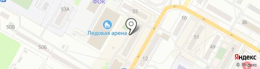 Kezz на карте Верхней Пышмы