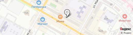 Арт-Сервис оконные системы на карте Верхней Пышмы