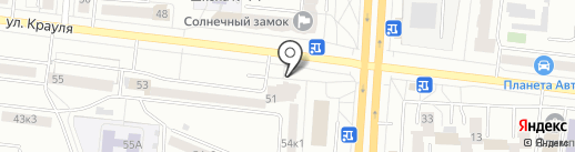 Мастер на час на карте Екатеринбурга