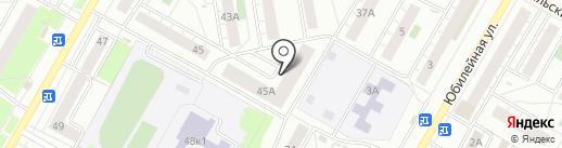 Niko Dance School на карте Верхней Пышмы