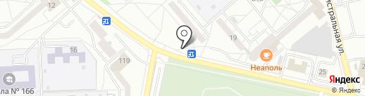 Amigo на карте Екатеринбурга