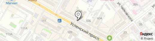 Платежный терминал, Банк ВТБ 24, ПАО на карте Верхней Пышмы