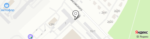 Slova365.ru на карте Екатеринбурга