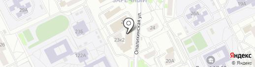 АвтоГраф на карте Екатеринбурга