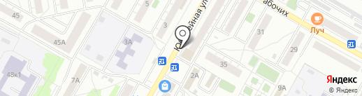 Банкомат, Сбербанк, ПАО на карте Верхней Пышмы