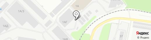 Ю-Терм Регионы на карте Екатеринбурга