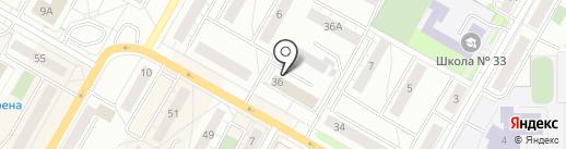 TELE2 на карте Верхней Пышмы