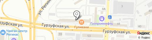 G-Art на карте Екатеринбурга