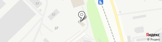 АСКО на карте Екатеринбурга