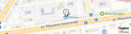 Мечта на карте Екатеринбурга