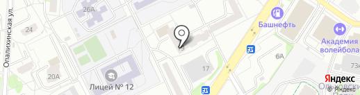 Центр гармоничного развития на карте Екатеринбурга