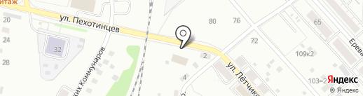 MY CAR на карте Екатеринбурга