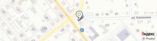 Gigi на карте Верхней Пышмы