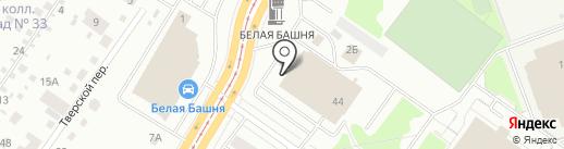 Ателье по пошиву и ремонту одежды на карте Екатеринбурга