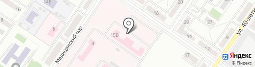 Городская клиническая больница №14 на карте Екатеринбурга