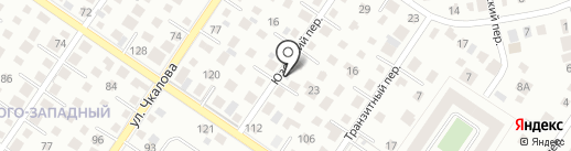 DEEP INSIDE на карте Екатеринбурга
