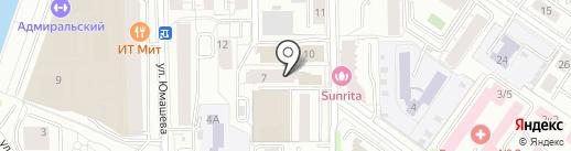SmART Studio на карте Екатеринбурга