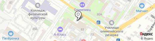 Завод АСД-электрик на карте Екатеринбурга