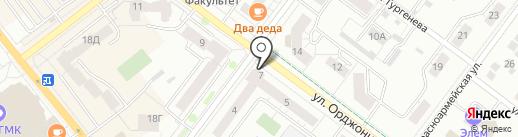 Faberlic на карте Верхней Пышмы