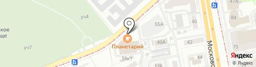 Медицинские технологии на карте Екатеринбурга