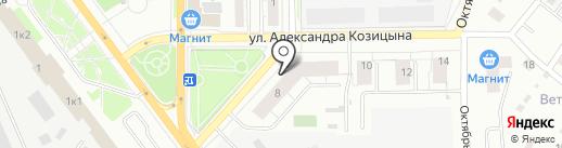 ЛитИнпром на карте Верхней Пышмы