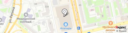 GETGOODCAKE на карте Екатеринбурга