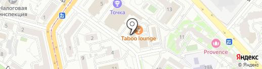 Улетели на карте Екатеринбурга