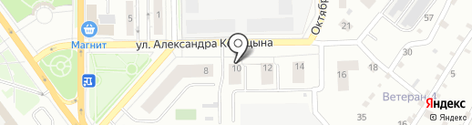 Айти Платформа на карте Верхней Пышмы