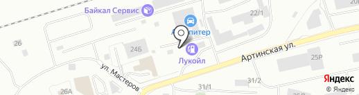 Банкомат, Банк ФК Открытие, ПАО на карте Екатеринбурга