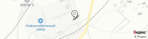 Метресурс-С на карте Верхней Пышмы