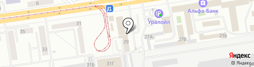 Анонимные Наркоманы на карте Екатеринбурга