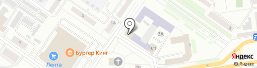 Магазин товаров для здоровья на карте Екатеринбурга