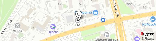 Активный сезон на карте Екатеринбурга
