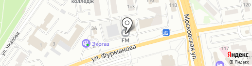 Урал Тайерс Импорт на карте Екатеринбурга