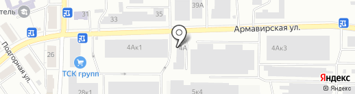 ФУДДРАЙВ на карте Екатеринбурга