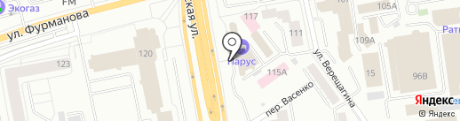 КупиСтрой на карте Екатеринбурга