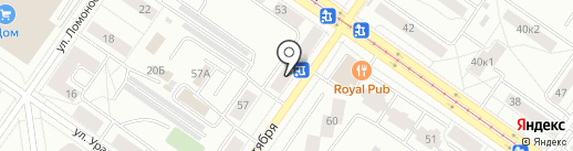 Красивые Люди на карте Екатеринбурга
