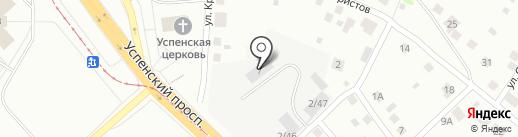 Металлоломов и Компания на карте Верхней Пышмы