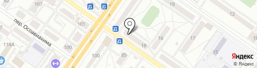 Сало-Урала на карте Екатеринбурга